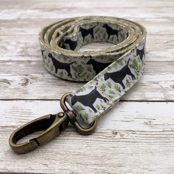 Dog Accessories Black Labrador Dog Lead