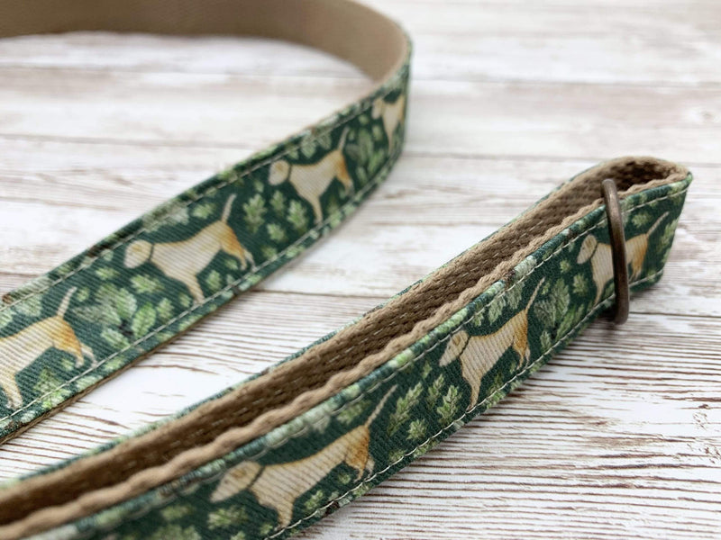 Dog Accessories Golden Labrador Dog Lead