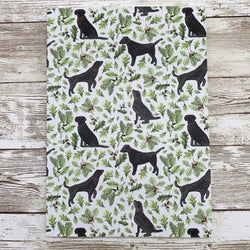 Notebook Black Labrador A5 Lined Notebook