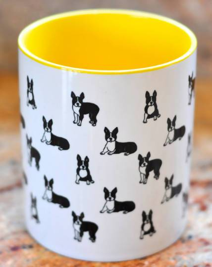 Mug Boston Terrier Mug
