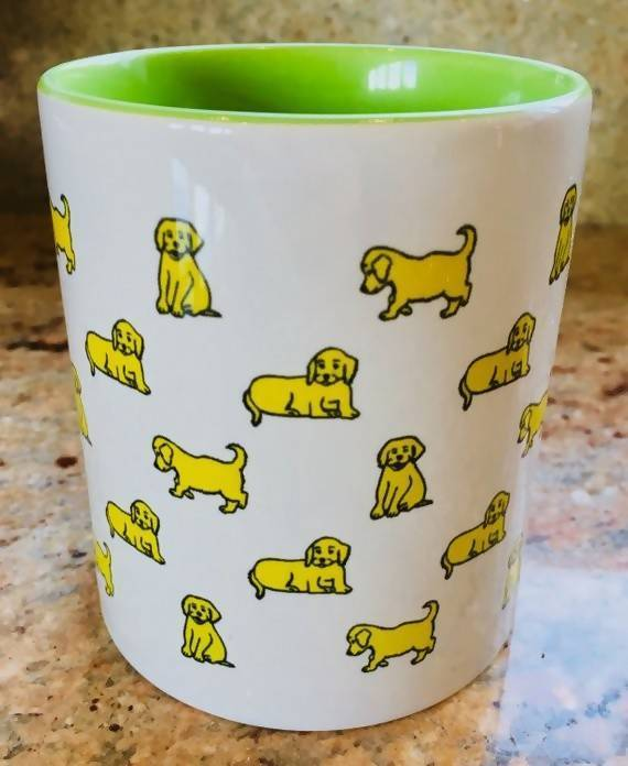 Mug Golden Retriever Labrador Mug