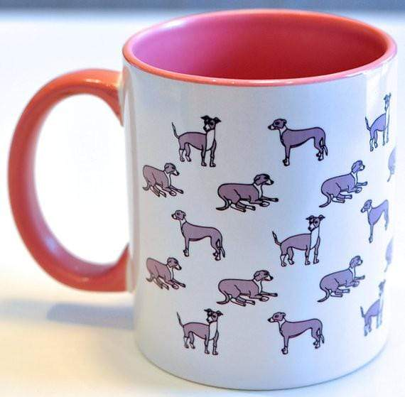 Mug Greyhound Whippet Mug