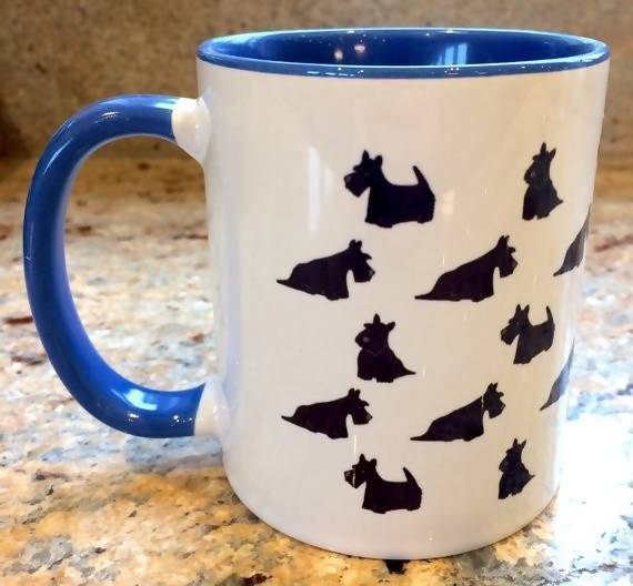 Mug Scottish Terrier Scottie Mug