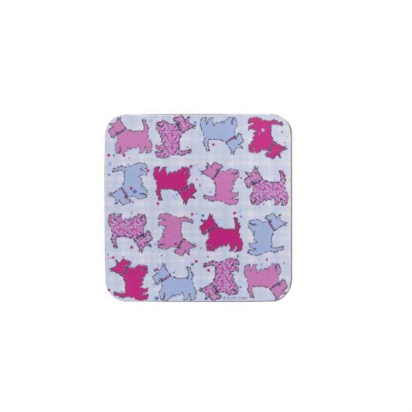 Coasters Scottie Dog Coasters