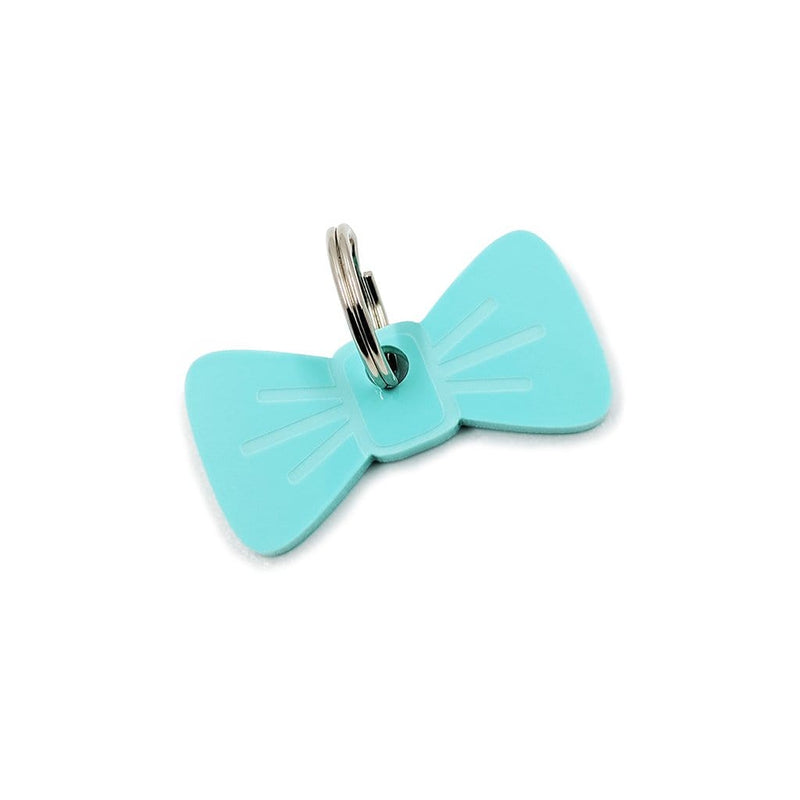 Dog Accessories Aqua Splash BowDangle