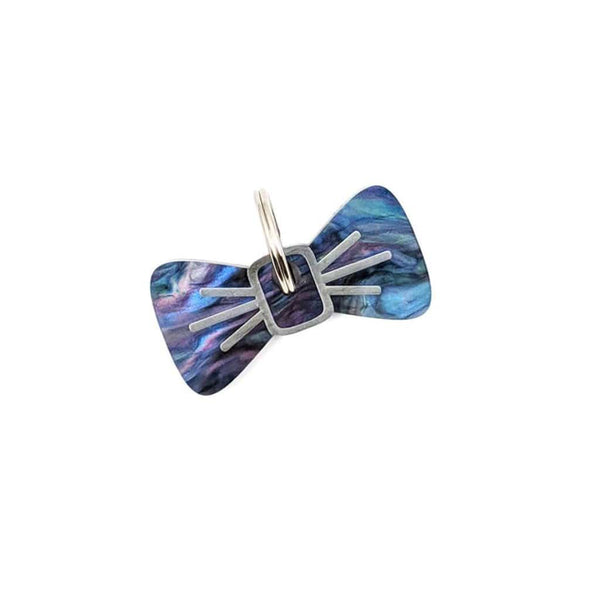 Dog Accessories Galaxy BowDangle