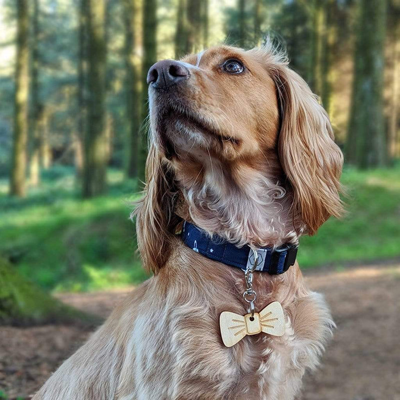 Dog Accessories Woodland BowDangle