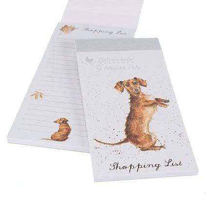 Shopping Pads Wrendale Sausage Dog Shopping Pad
