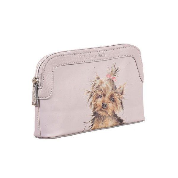Wrendale Small Cosmetic Bag - A Dogs Life