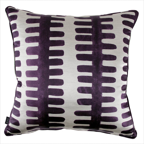 Embassy Cushion Charolite by Zinc Textile