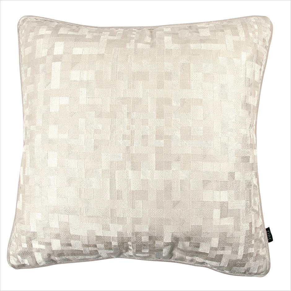 Crespi Cushion Moonbeam by Zinc Textile