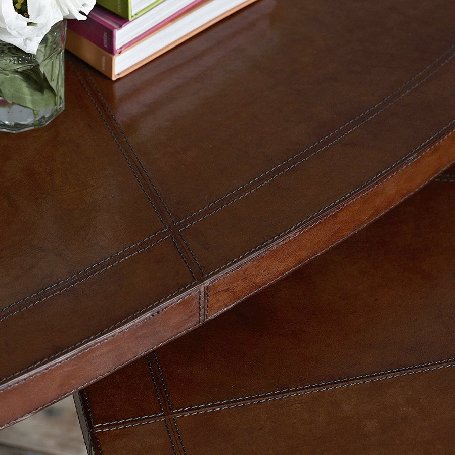 Leather Tables - Retro