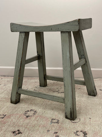 Grey Moon Stool