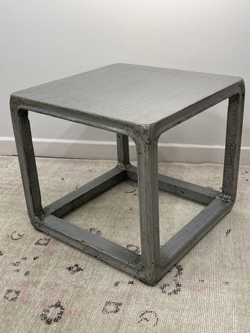 Modular Coffee Table Soft Grey lacquer