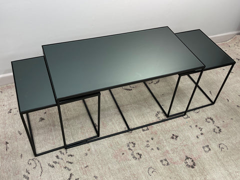 Trinity Charcoal Coffee Table