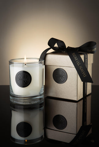 Dusk to Dawn Candle