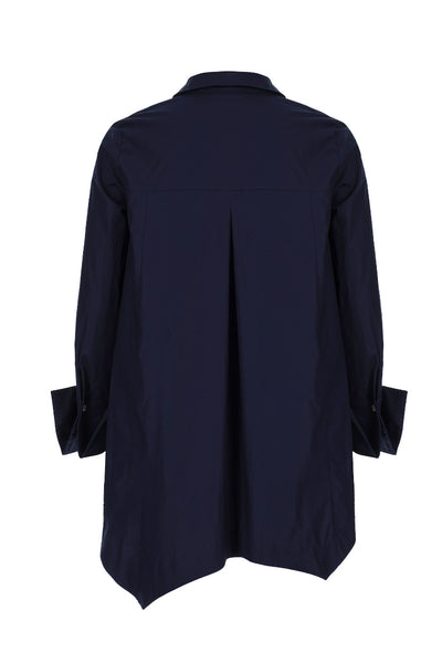 Pointy Tunic Shirt