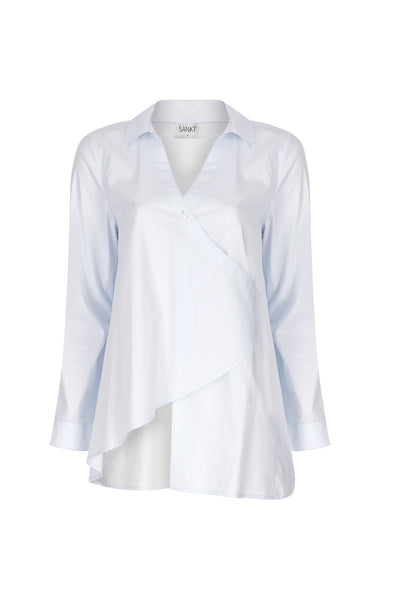Pulled Placket Signature Shirt