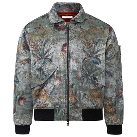 DUCK FLORAL JACKET