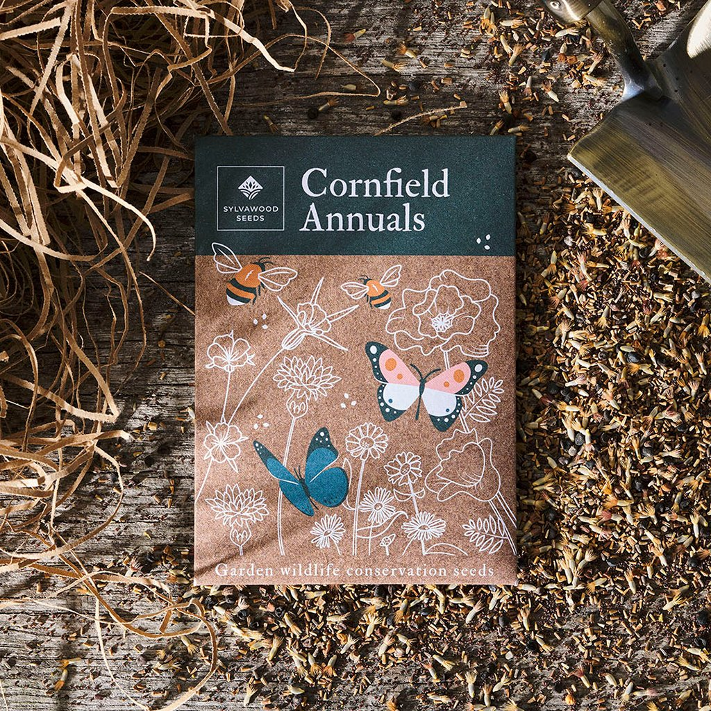 Cornfield Annuals by Sylvawood Seeds