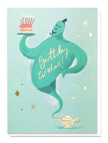 Birthday Wishes Card - insideout-home