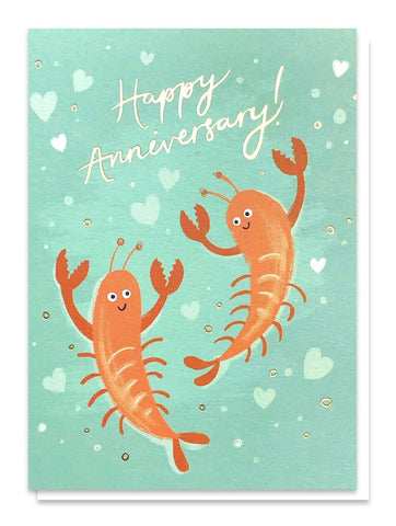 Lobsters Card - insideout-home