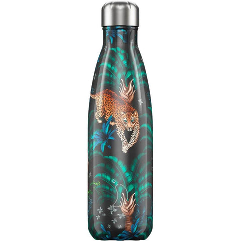 Chilly's Water Bottle Tropical Leopard