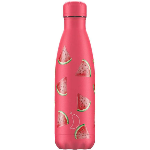 Chilly's Bottle Watermelon 500ml insideout-home.myshopify.com