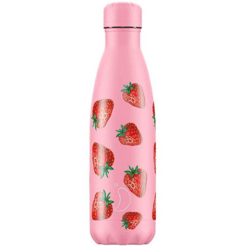 Chilly's Bottle Strawberry 500ml - insideout-home