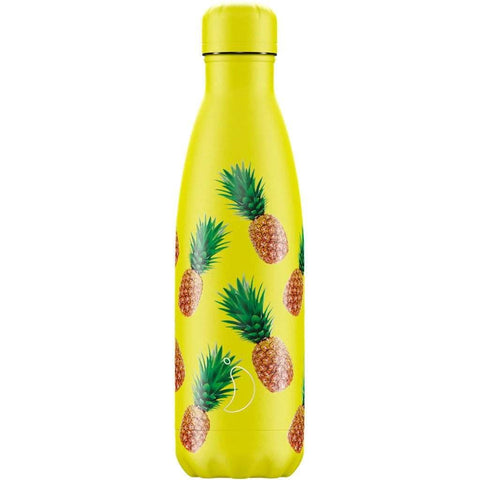 Chilly's Bottle Pineapple 500ml insideout-home.myshopify.com