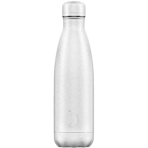 Chilly's Bottle Glitter White