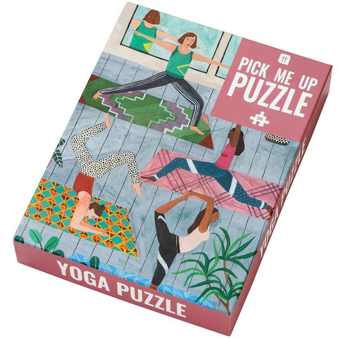Pick Me Up Yoga Jigsaw Puzzle 500 Piece - insideout-home