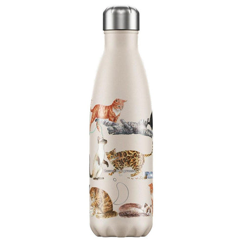 Chilly's Bottle Emma Bridgewater Cats 500ml - insideout-home