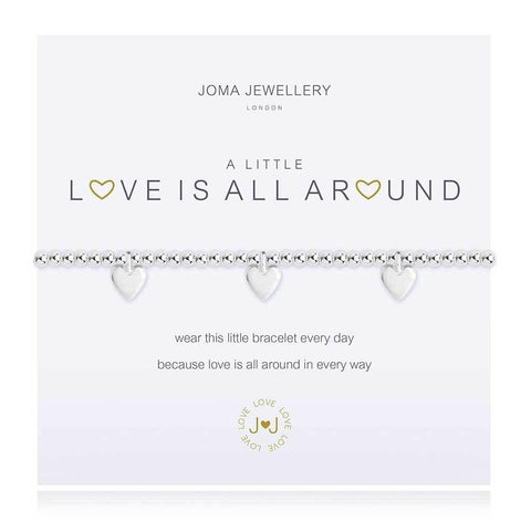A Little Love Is All Around Bracelet - insideout-home