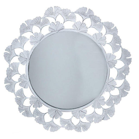 Gingko Metal Wall Mirror - insideout-home