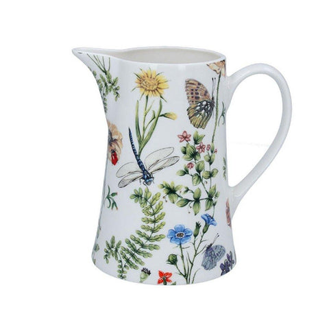 Flora Fauna Jug Medium - insideout-home