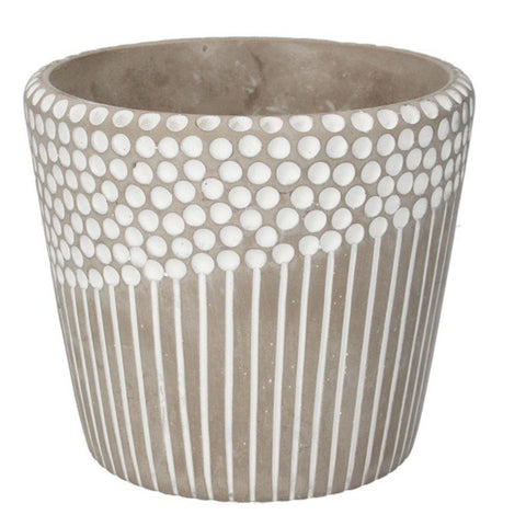 Spots & Stripes Planter Pot - insideout-home
