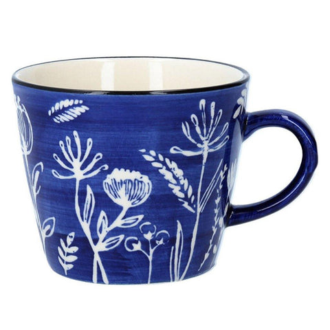 Meadow Mug Indigo - insideout-home