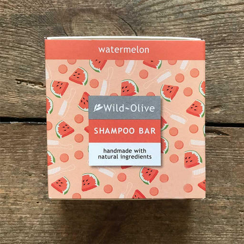 Watermelon Shampoo Bar - insideout-home