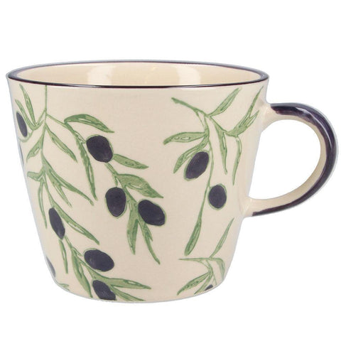 Olives Ceramic Mug - insideout-home