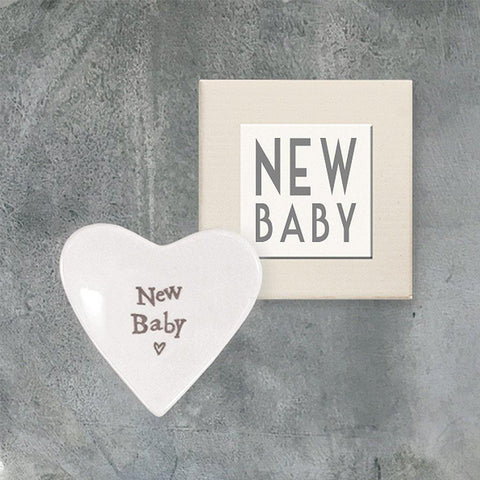 Heart Dish New Baby - insideout-home
