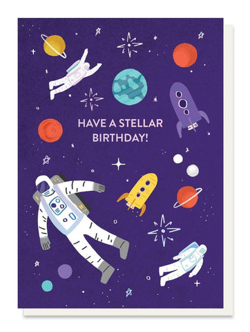 Stellar Birthday Card - insideout-home