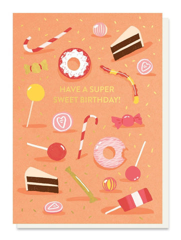 Super Sweet Birthday Card - insideout-home