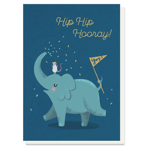 Elephant Sprinkles Card - insideout-home