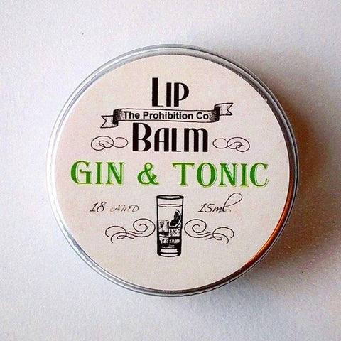 Gin & Tonic Lip Balm - insideout-home