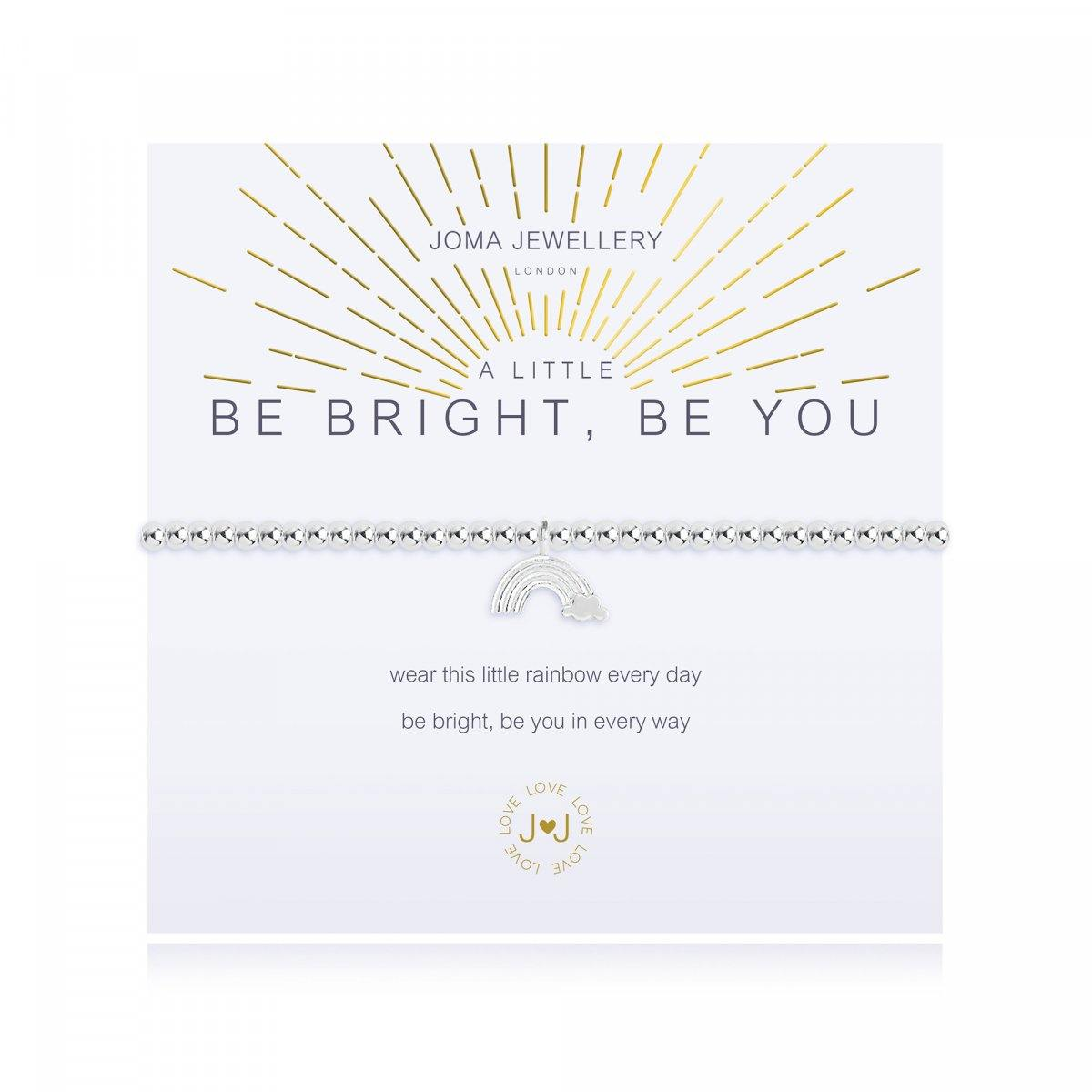 A Little Be Bright Be You Bracelet by Insideout