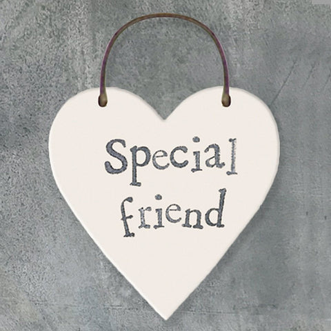 Special Friend Heart Tag - insideout-home