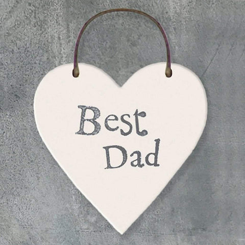 Best Dad Heart Tag - insideout-home