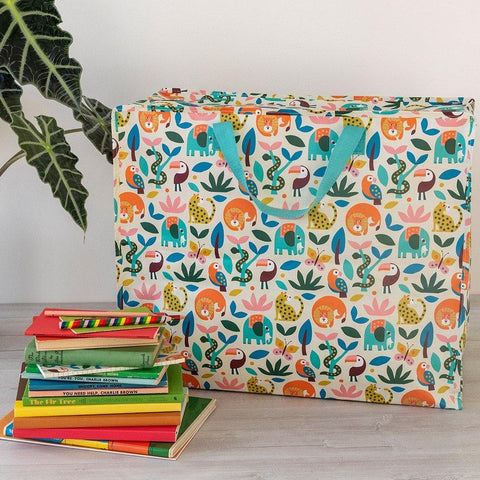 Wild Wonders Jumbo Storage Bag - insideout-home