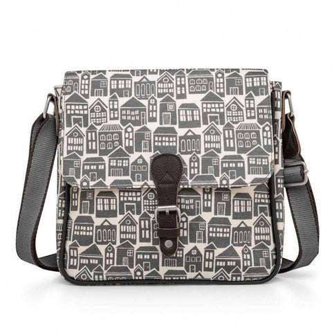 Nicky James About Town Square Satchel - insideout-home